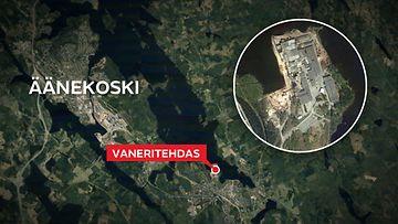 Kartta-Äänekoski-vaneritehdas-metsa-wood