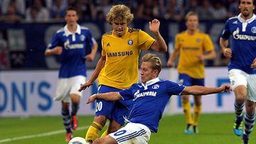 Teemu Pukki, HJK Schalke
