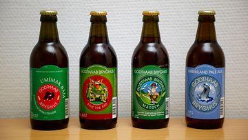 AOP olut Grönlanti