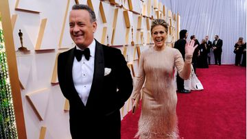 Tom Hanks ja Rita Wilson 2020