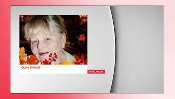 """91-vuotias Olga kamppailee eristyksessä: """"Yksinolo ahdistaa eniten"""""""