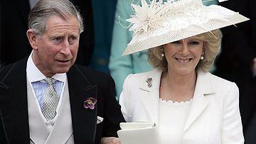 Charles ja Camilla häät 2005