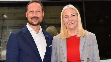 Haakon ja Mette-Marit 2019