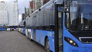 LK: HSL, linja-auto