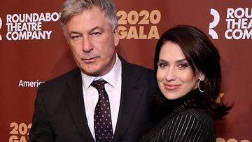 Alec ja Hilaria Baldwin 2.3.2020