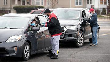 LK: Wisconsinin äänestys, autot