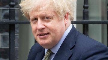 Boris Johnson Britannia pääministeri AOP