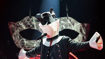 masked singer suomi kausi 1 jakso 5 hevonen