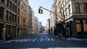 new york yhdysvallat korona covid-19 huhtikuu 2020 aop