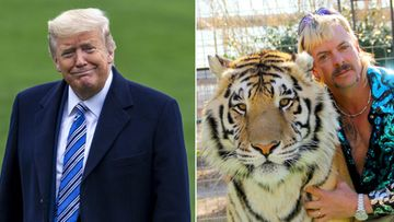 Donald Trump Joe Exotic