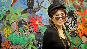 Yoko Ono (Kuva: Christopher Furlong/Getty Images)