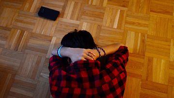 masentunut nuori