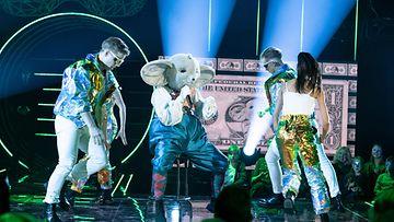 masked singer suomi jakso 6 söpö (1)