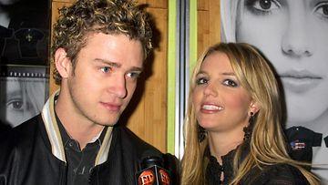 Justin Timberlake ja Britney Spears