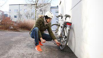 polkupyörä polkupyöräily
