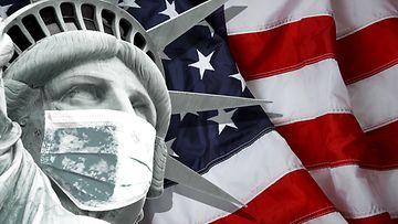USA Korona suojaimet