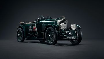 bentley team blower