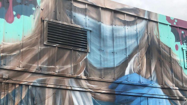 MTV Graffiti Vallila