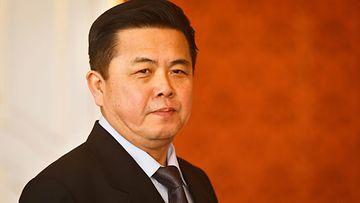 Kim Pyong-il AOP