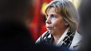 LK Anna-Maja Henriksson, RKP, oikeusministeri