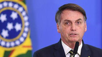 LK: Brasilian presidentti Jair Bolsonaro