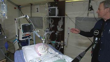 0405 Meilahden varasairaala, kenttäsairaala HUS (1)