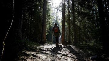 LK luonto metsä retkeily 060520
