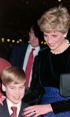Prinsessa Diana prinssi William