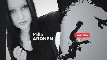 Milla Aronen somero suunto-kello