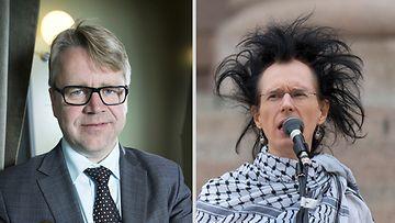 Peter Östman ja Syksy Räsänen