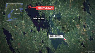 Pielavesi Mäntysaari