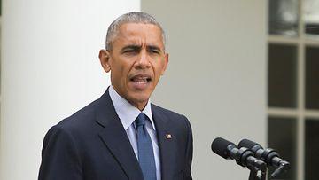 Barack Obama AOP