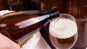 kotitekoinen olut