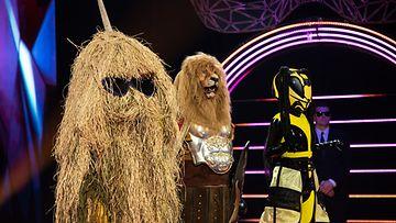 masked singer suomi jakso 10 heinäseiväs