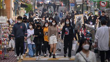 Baarikierrokselle miljoonakaupunki Soulissa lähtenyt mies tartutti koronaviruksen ainakin 85 ihmiseen.