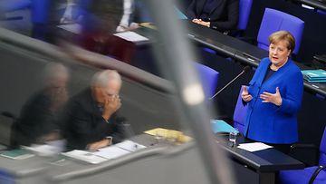 EPA Angela Merkel toukokuu 2020