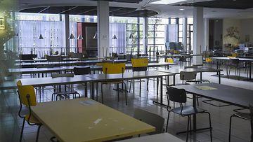 LK Tyhjä koulutila