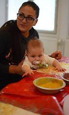 väinö ja noora kawasakin tauti, syödään yhdessä