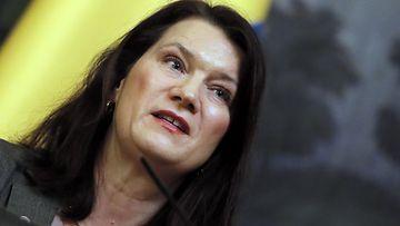 Ann Linde, Ruotsin ulkoministeri