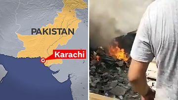 Pakistan kombokansi