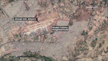 cnn pakistan lentoturma