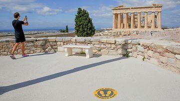 Kreikka live