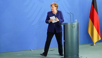 AOP Merkel koronavirus Saksa