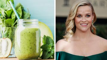 smoothie Reese Witherspoon