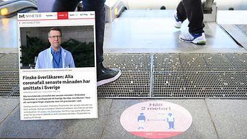 Pohjanmaan-koronauutisointi-ruotsissa