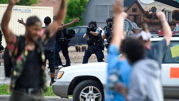 AOP, George Floyd, Minneapolis, Yhdysvallat, poliisi, mielenosoitus3