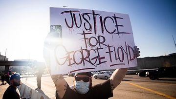 AOP, George Floyd, Minneapolis, Yhdysvallat, poliisi, mielenosoitus2