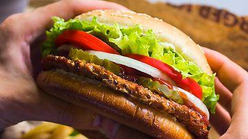 Burger King hampurilainen