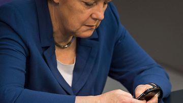 LK Angela Merkel Saksa