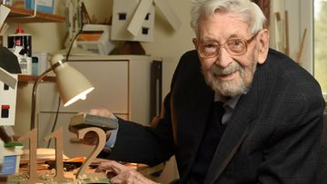 Bob Weighton vietti 112-vuotissyntymäpäiväänsä tämän vuoden maaliskuussa.